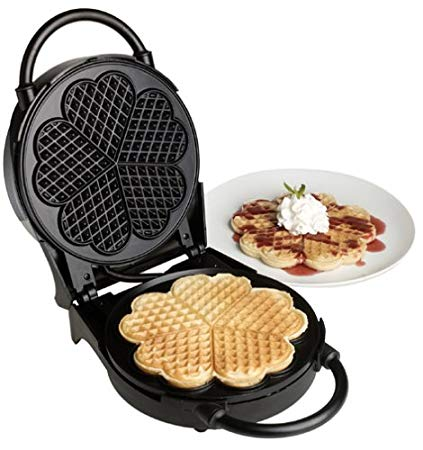 waffle with breakfast