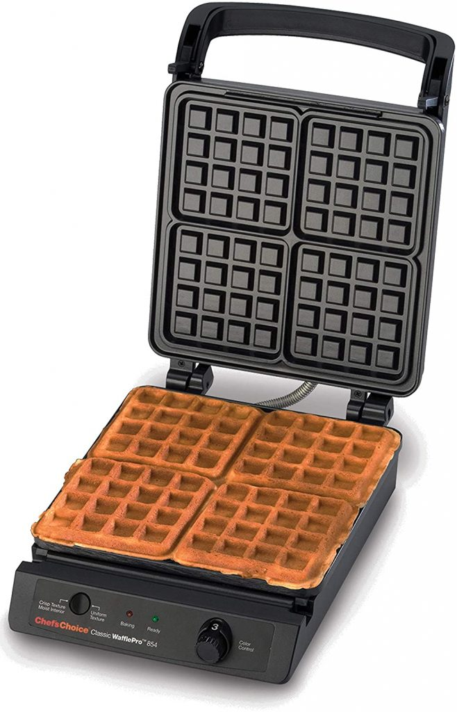 Chef's Chioce Classic WafflePro Nonstick Waffle Maker